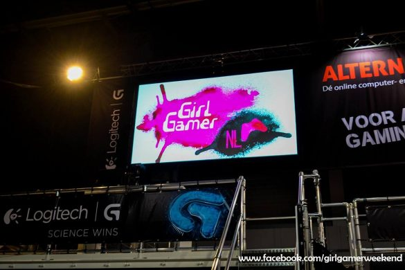 firstlook Girl Gamer Galaxy NL