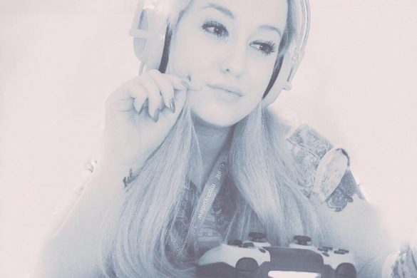 abby Girl Gamer Galaxy twitch streamer gamerella