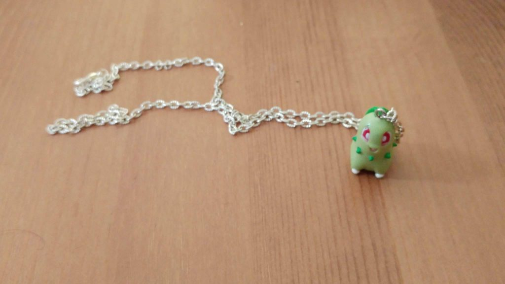 Poke-necklaces