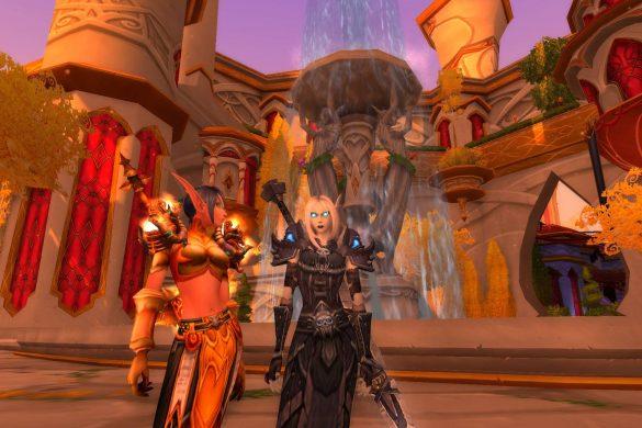geek couples ingrid & hendrik girl gamer World of Warcraft dating
