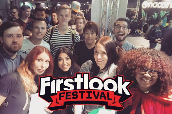 Firstlook Festival 2016 Girl Gamer Galaxy