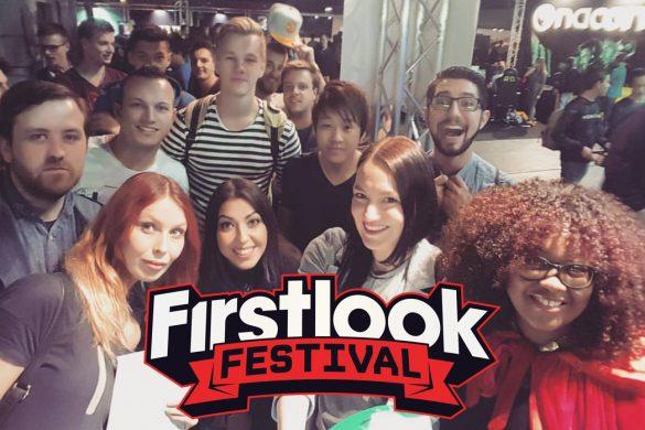 Firstlook Festival 2016 Girl Gamer Galaxy