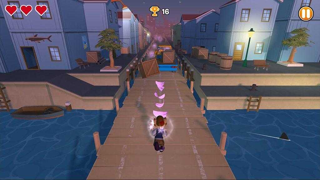 duckworld 2D and 3D artist Nanda van Dijk Female gamers Animation