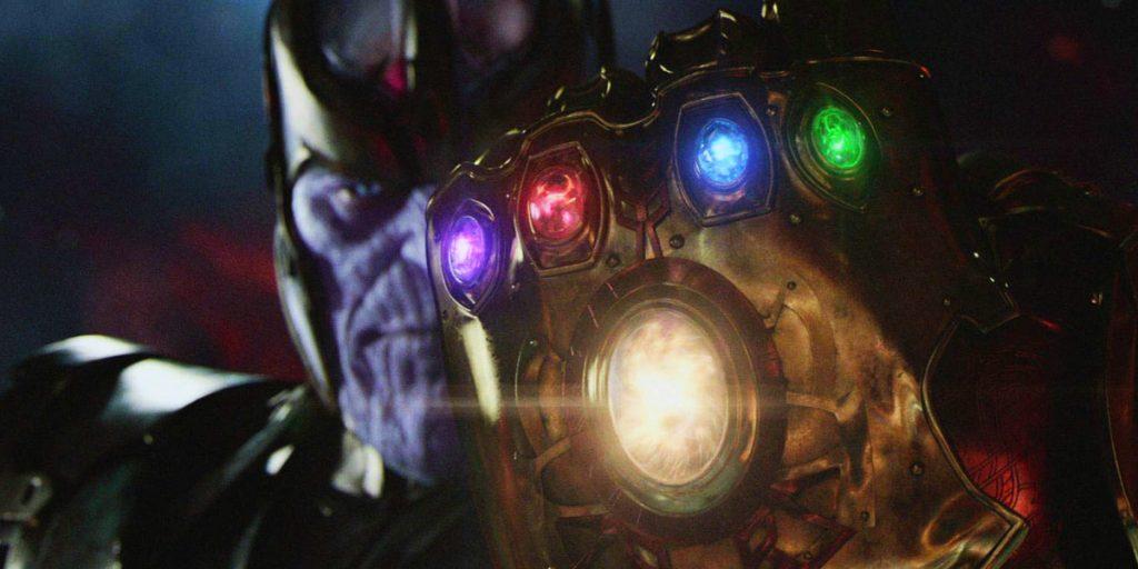 thanos marvel Infinity Stones