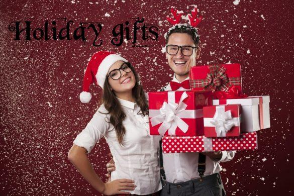 Gifts holiday geek gamer Girl Gamer
