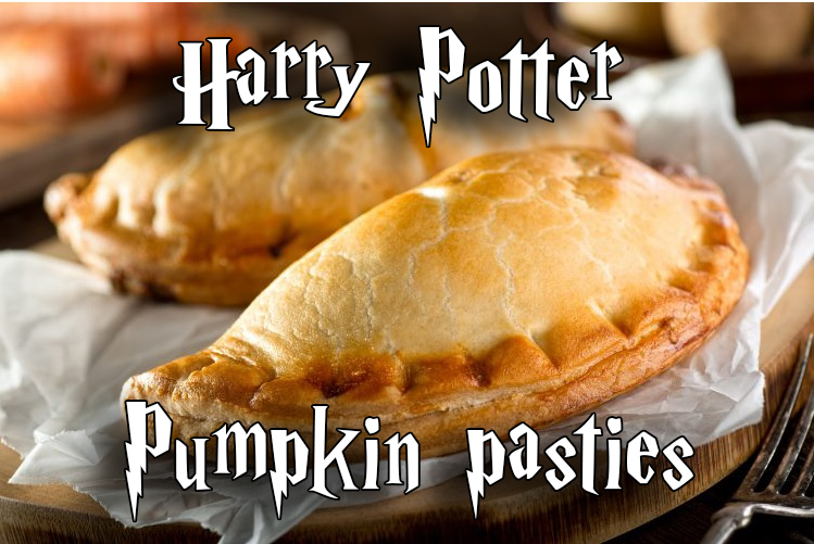 Harry Potter Pumpkin pasties christmas female girl geek gamer