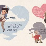 Valentine's day the geeky way