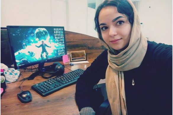 Girls in Gaming Women Iran Teheran Communication Manager Hurrah Games