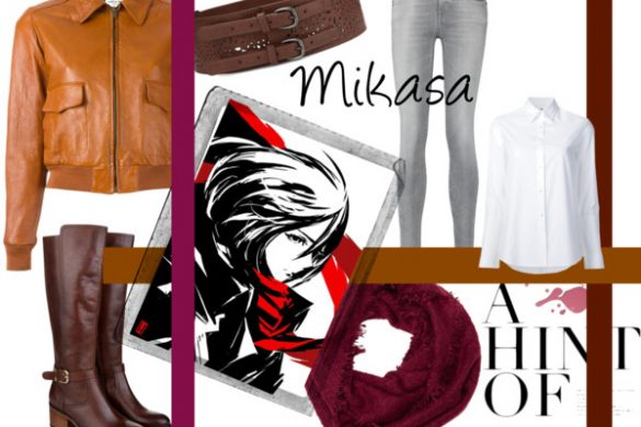 mikasa ackerman style dress like girl gamer girlgamer female gamers women woman