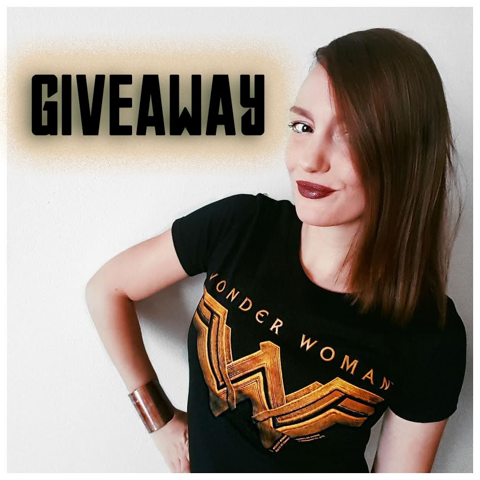 Dirtees Wonder Woman t-shirt Girl Gamer Galaxy Instagram Giveaway dc universe fashion geek nerd musthaves