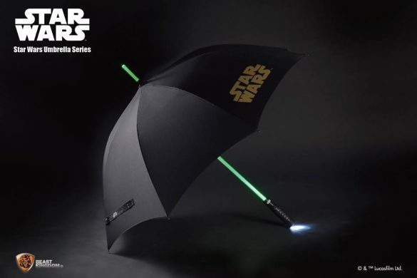 geeky umbrella's