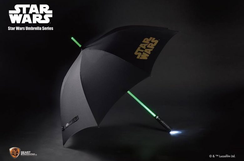 geeky umbrella's