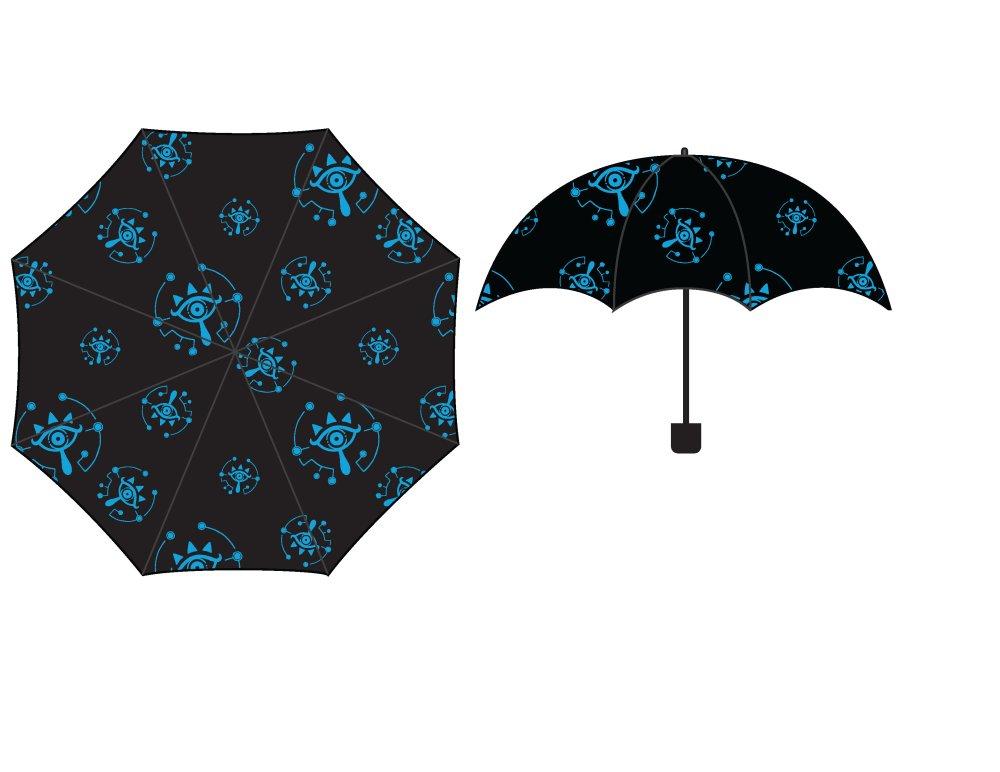 Zelda umbrella - gaming umbrella - geek umbrella- top 5 geeky umbrella's