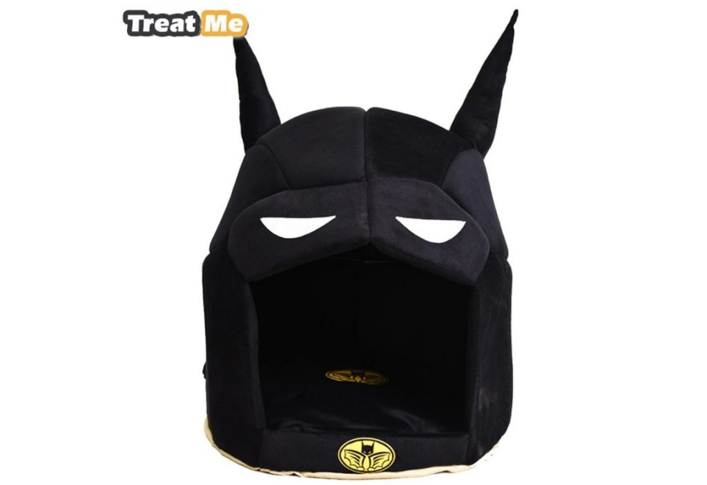 pets world animal day awesome gift ideas dog bed batman geek nerd girl gamer galaxy lifestyle