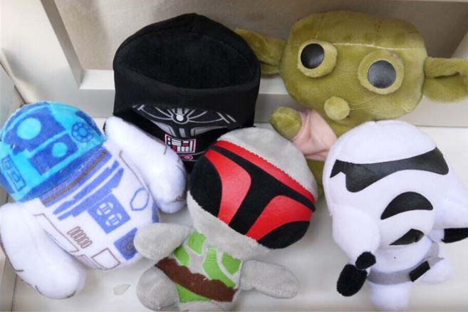 plushy pet toys awesome gift ideas world animal day girl gamer galaxy chew toy geeky nerdy merchendise